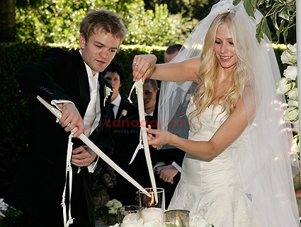 Avril and Deryck's Wedding <3