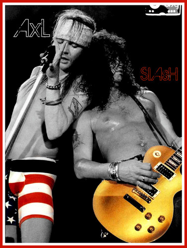 Axl AnD SlAsH:x:x:x