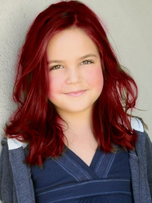 Bailee as Renesmee