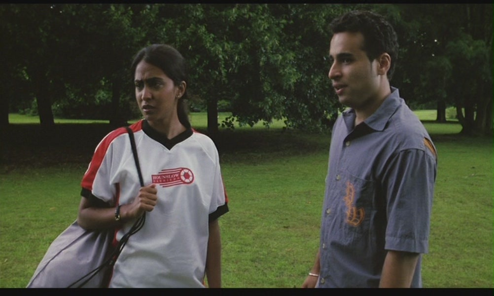 essays on the movie bend it like beckham Her film bend it like beckham was an international smash and now she's giving  jane austen a multicultural makeover gurinder chadha is perhaps britain's.