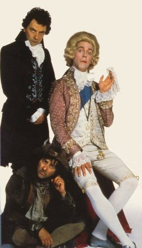 Blackadder the third