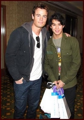 BooBoo Stewart at the 'Secret Room 2010' Oscar Gifting Lounge