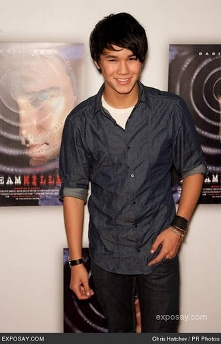 Booboo at the 'Dreamkiller' Premiere