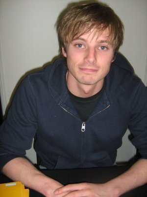 Bradley James wallpaper entitled Bradley James