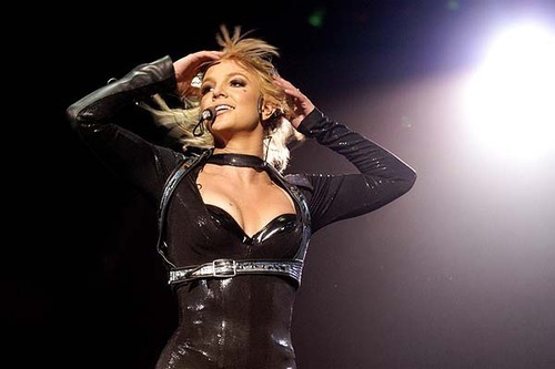 Britney Spears Toxic Live