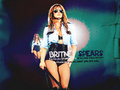 Britney Womanizer Wallpaper