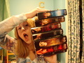 Buffy DVDs = Happiness  - hot-jew-fangirlies photo