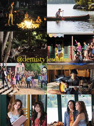 CAMP ROCK 2 Promo 照片