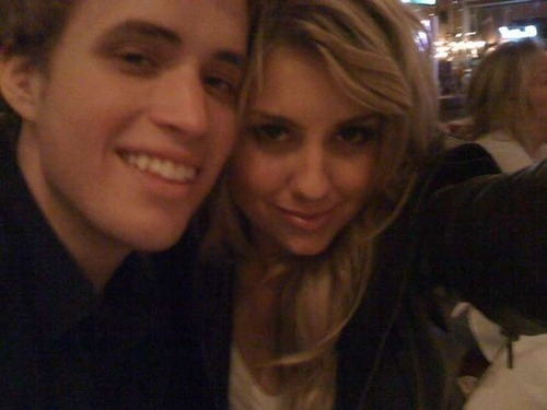 Chelsea Staub and Brian Dales
