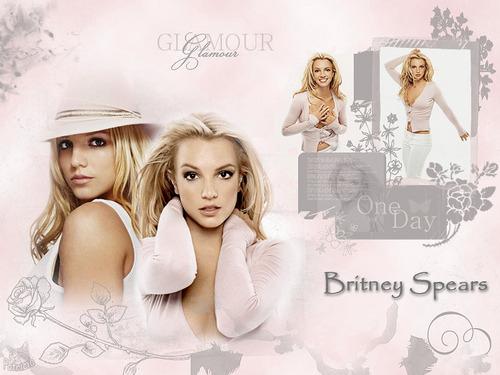 Cool Britney fondo de pantalla