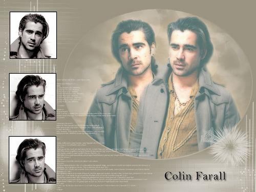 Cool Colin پیپر وال