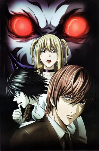 DEATH NOTE LO MAS :)