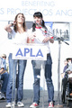 Daniela @ 25th Annual AIDS Walk Los Angeles [October 18]