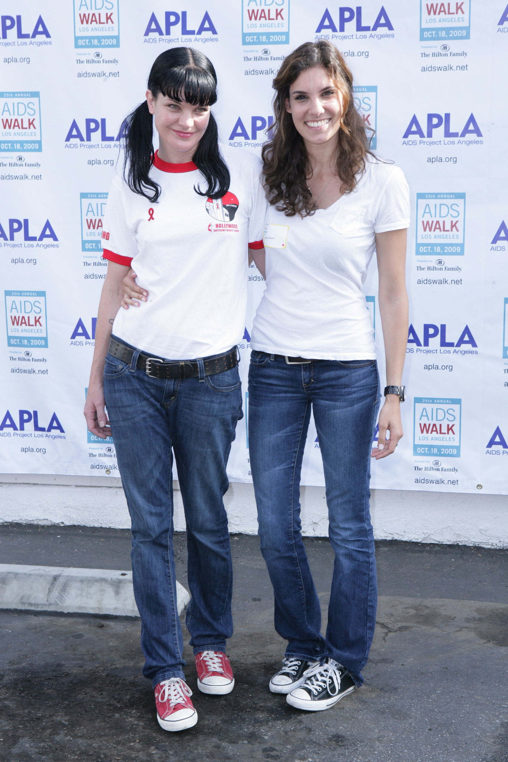 Michael Abbott Jr. Wallpapers Daniela th Annual AIDS Walk Los Angeles October Daniela