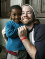 David In Africa With Little Girl! - david-cook photo