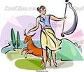 Diana - greek-mythology fan art