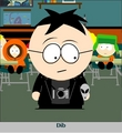 Dib in South Park