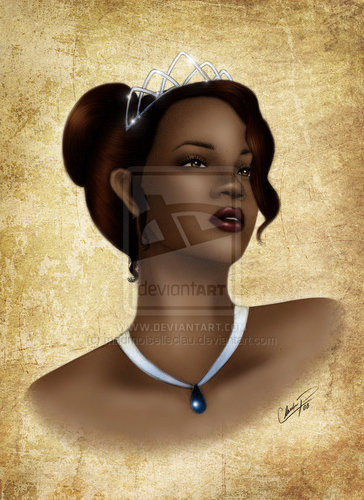 Disney Princess Portrait