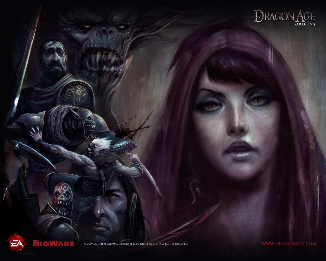 Dragon Age Origins Images Dragon Age Origins Hd Wallpaper And