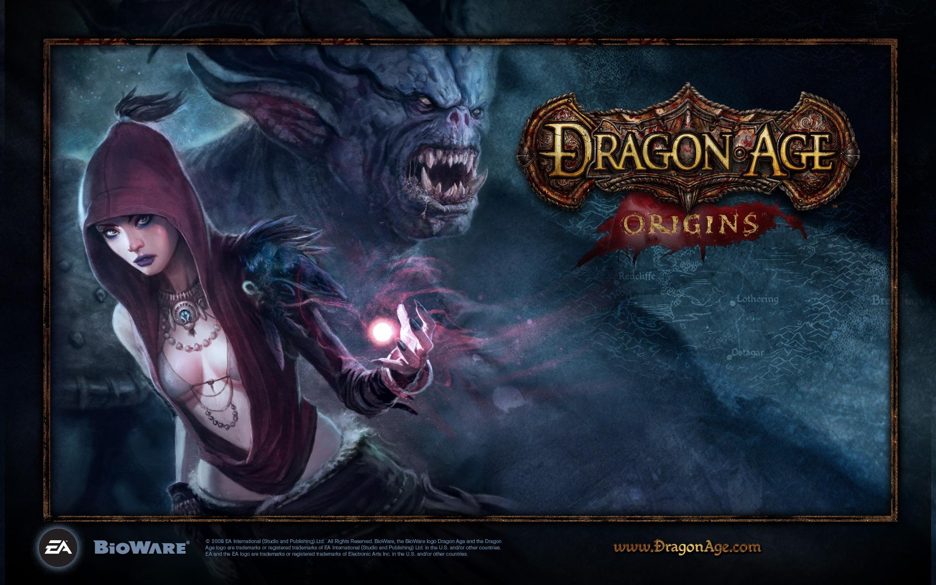 Dragon Age Origins Dragon Age Origins Wallpaper