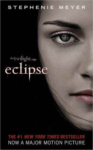 Eclipse Paperback Book Covers