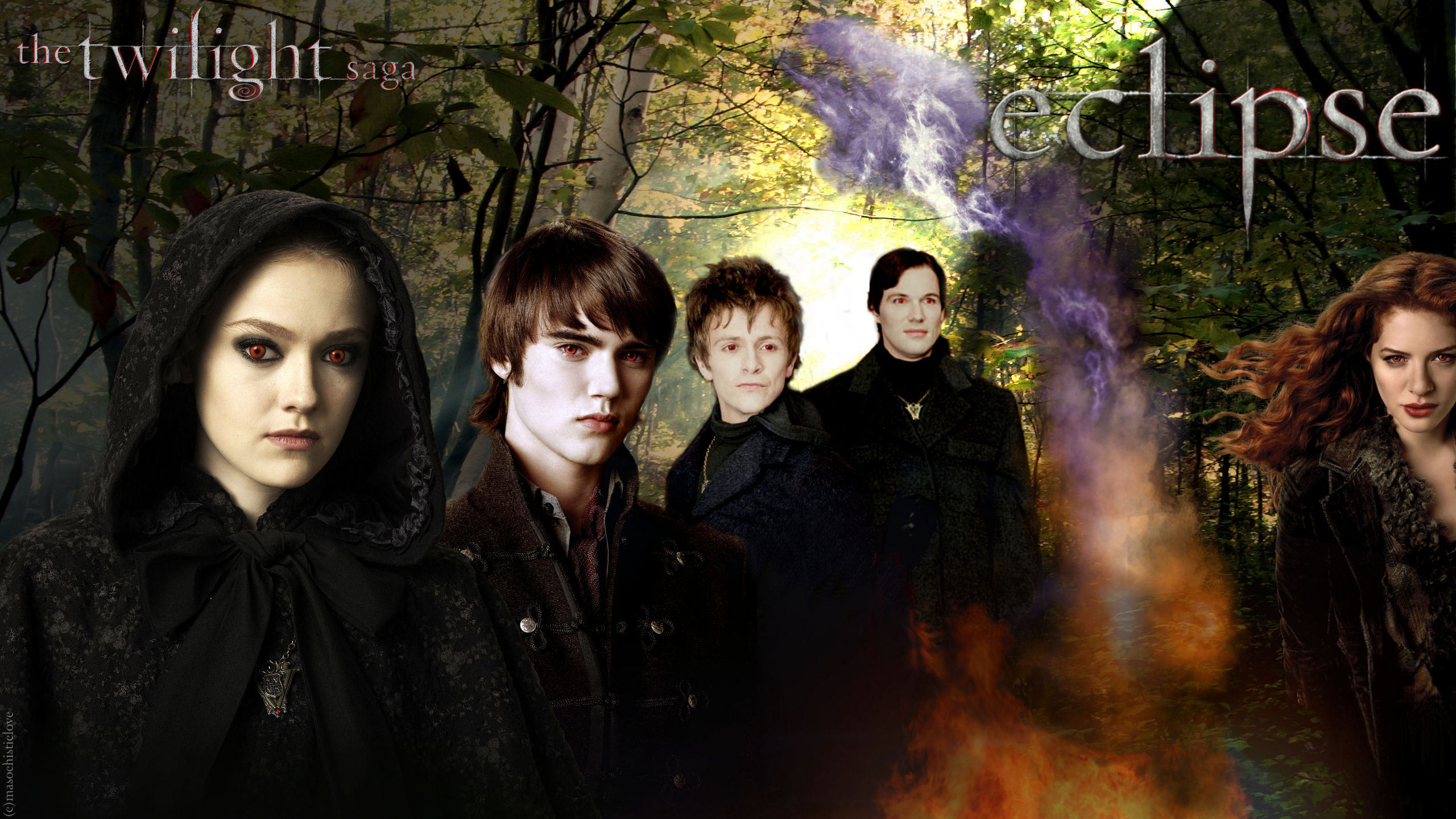 Eclipse - twilight-series wallpaper