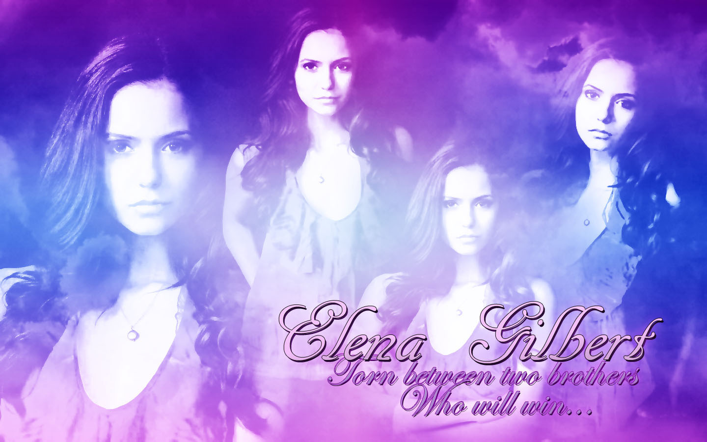 Elena Gilbert - The Vampire Diaries TV Show Wallpaper (11214736