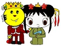 Emperor Rintoo and Empress Kai-Lan - Parents