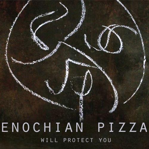 Enochian ピザ Will Protect あなた