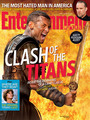Entertainment Weekly April 2 Cover - sam-worthington photo