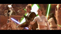Episode II: The Arena/Battle of Geonosis - anakin-and-padme screencap