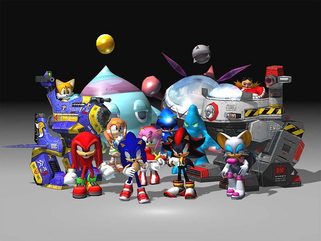 Sonic Adventure 2 Battle Images Every Character In HD Wallpaper And Background Photos
