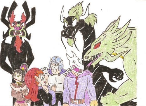 Jackie chan adventures images evil reunion hd wallpaper for Jackie chan adventures jade tattoo