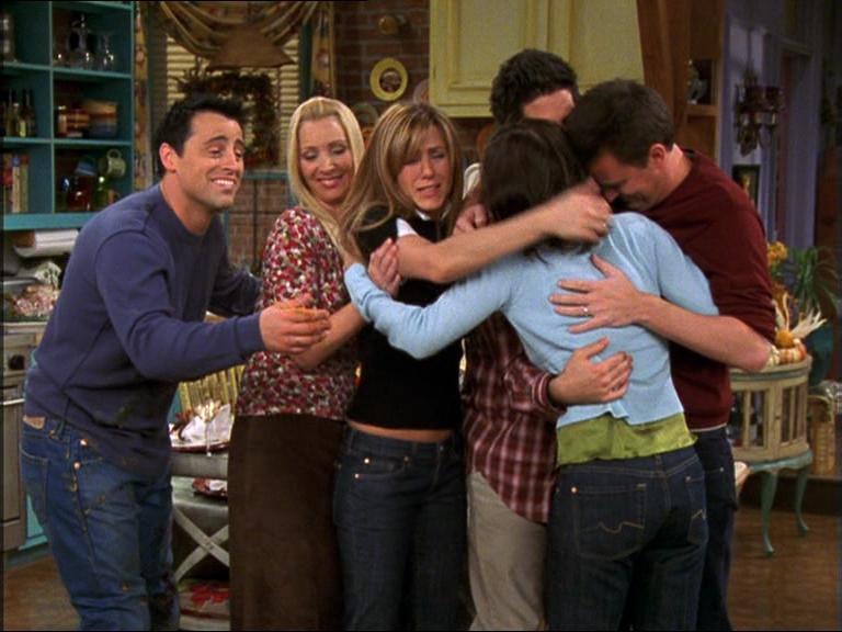 Ten Seasons Of Friends 24 Season 9 How Many Episodes