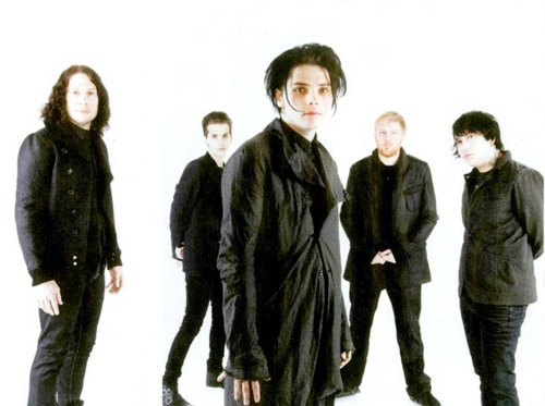 my chemical romance fondo de pantalla entitled My Chemical Romance Photoshoot for Nylon Guys Magazine