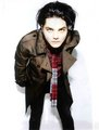 Gerard Way Photoshoot for Nylon Guys Magazine