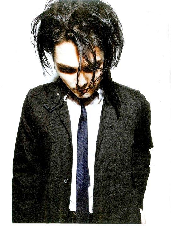 My Chemical Romance Gerard Way