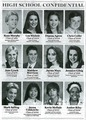 Glee Cast - High School Graduation Photos