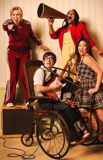 Glee Rolling Stones 1