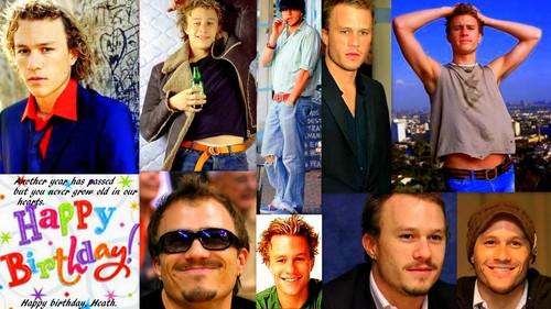Happy Birthday, Heath!