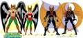 Hawkman & Hawkgirl 2 - dc-comics fan art