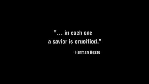 In Each One a Savior