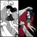 犬夜叉 Kanketsu-hen マンガ and anime:)