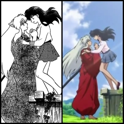 Inuyasha.:The Final Act:. fondo de pantalla called inuyasha Kanketsu-hen manga and anime:)