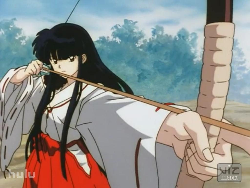 Inuyasha Kikyo [base talk] Is ...