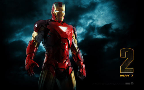 Iron Man wallpaper entitled Iron Man