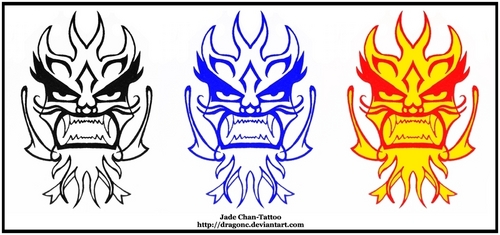 Jade Chan Tattoo
