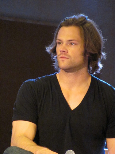 Jared at Jus In Bello Con 2010