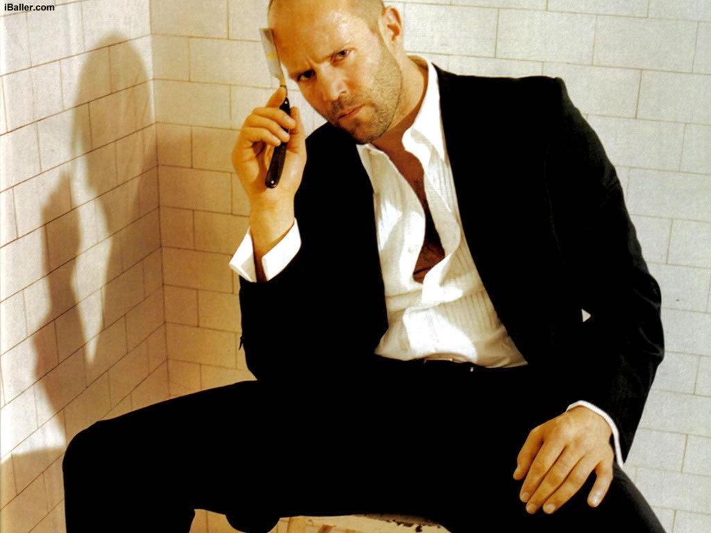 Jason Statham.