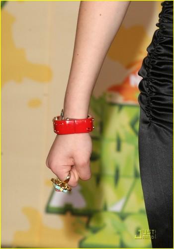 Jennette @ 2009 Kids Choice Awards